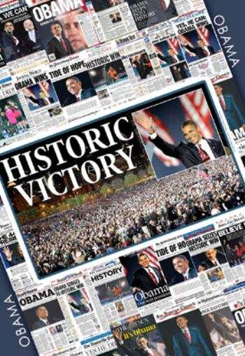 BARACK OBAMA?S ? HISTORY MAKING VICTORY