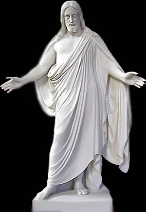 STUNNING CHRISTIAN ART THE JESUS CHRIST STATUE MUST SEE